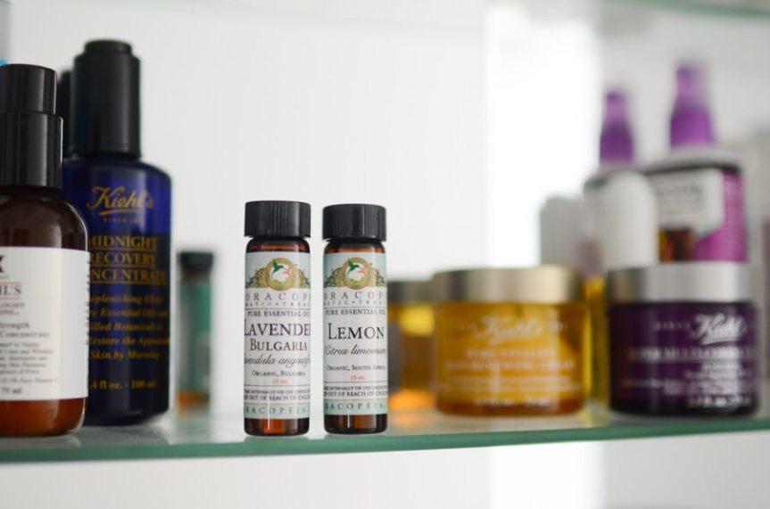 Natural Hair Oils